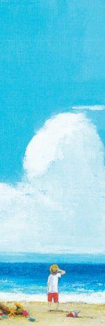 白と青の未来図